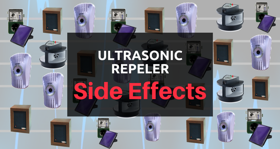 Does Ultrasonic Pest Repeller Has Side Effects?